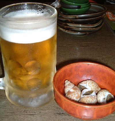 だんまや水産:ビール