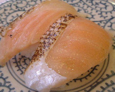 無添くら寿司:焼はらす