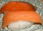 無添くら寿司:サーモン