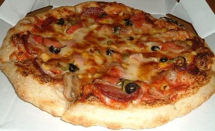 ピザオリーブ
