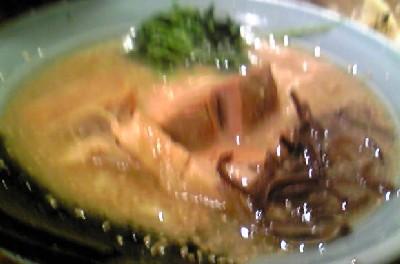 横浜屋:角煮ラーメン